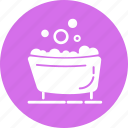 bath, bath therapy, bathtub, immersion bath, immersion therapy icon