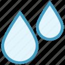 drops, nature, spa, water, water drops