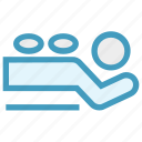 beauty, hot, jar, massage, spa, treatment icon
