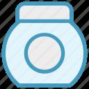 beauty care, conditioner, cream, lotion, spa treatment icon