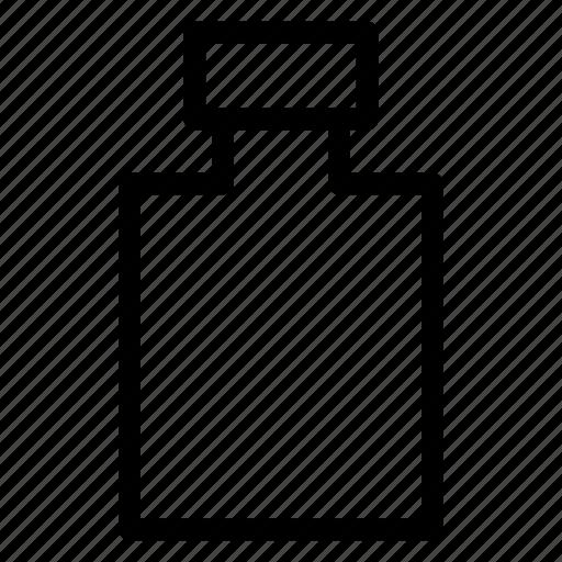 beaker, chemical, experiment, fluid, jar icon
