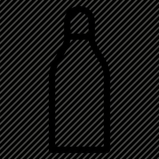 bottle, colddrink, water, wine icon