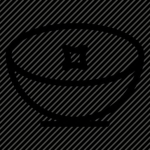 bowl, eat, food, mixing icon