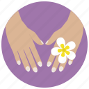beauty, hands, manicure, nails, spa, treatment, wellness