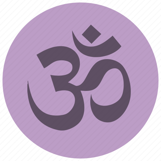 beauty, meditation, om, relaxation, spa, wellness, yoga icon