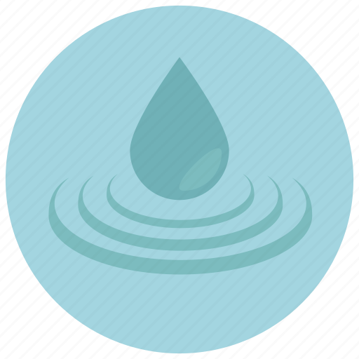 aqua, beauty, drop, spa, treatment, water, wellness icon