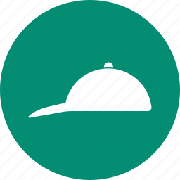 baseball cap, cap, sport icon