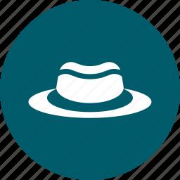 cap, gentlemans, hat icon