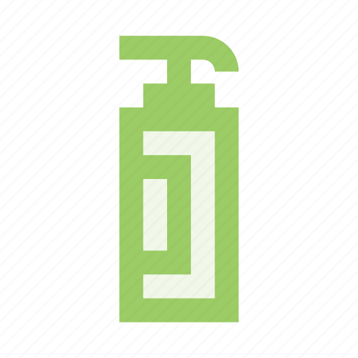 bottle, clean, cosmetics, flask, soap, spa, wash icon