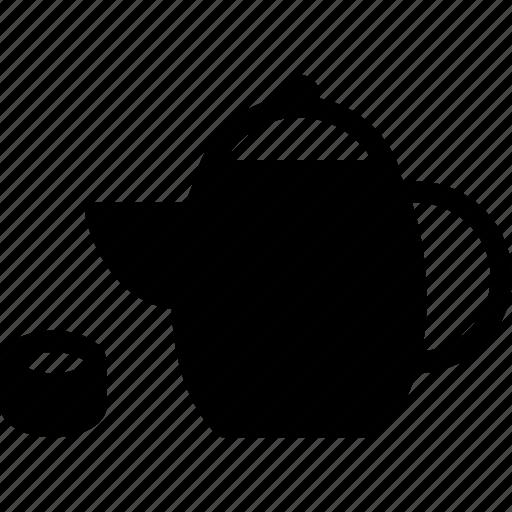 calming, cup, hot, mug, tea icon