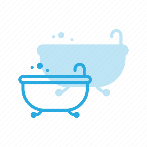 bath, bathtub, beauty, relax, relaxation, spa, therapy icon