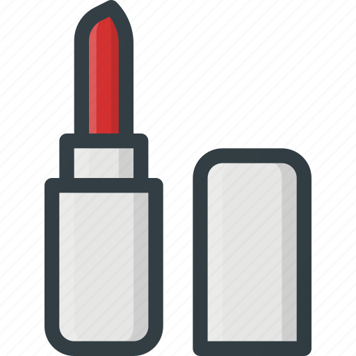 beauty, cosmetic, fashion, lipstick, makeup icon
