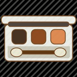 beauty, brush, bucket, concealer, cosmetic, hand-mirror, makeup icon