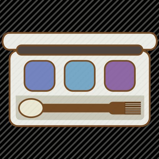 cosmetic, eye, eyelashes, eyes, eyeshadow, eyeshadows, makeup icon