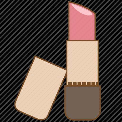 beauty, cosmetic, glossy, lip, lipstick, make, makeup icon