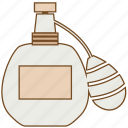 aroma, bottle, cologne, fragrance, perfume, perfume bottle, scent icon