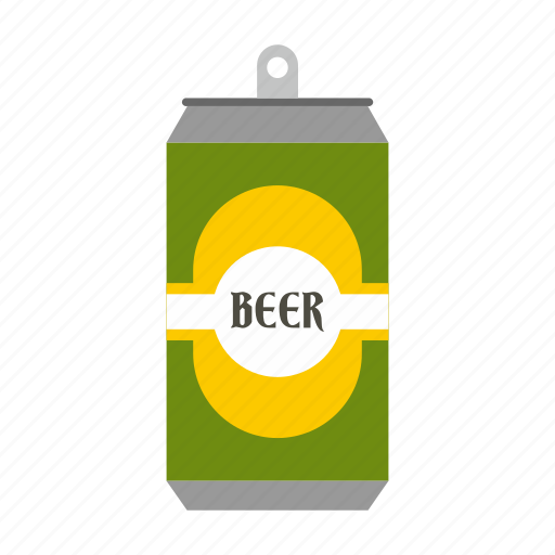background, beer, can, cold, label, liquid, water icon