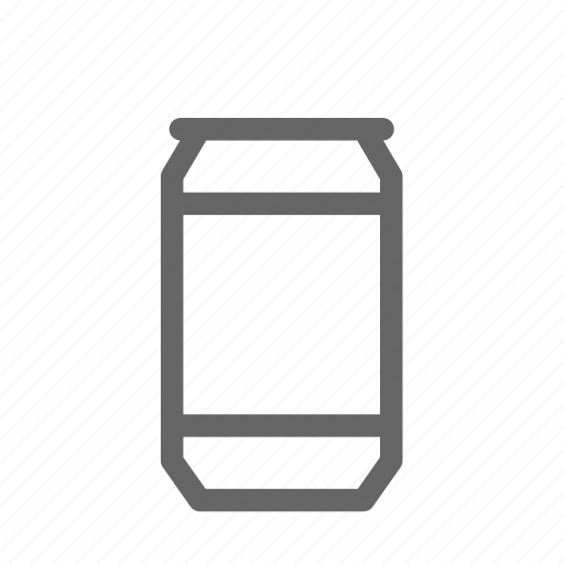 beer, can, drink, soda icon