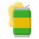 beer, cans, drink, wine icon