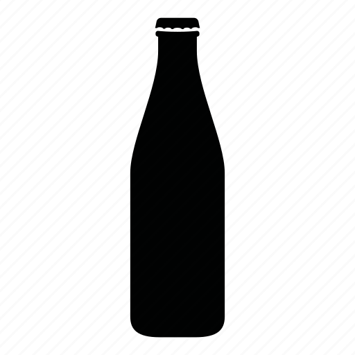 beer, bottle, cap, container, drink, hipster, hops icon