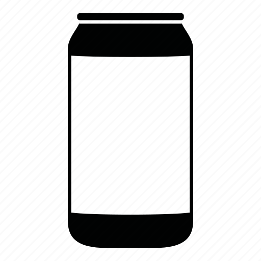 Bottle, can, container, jar, label, large icon - Download on Iconfinder