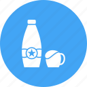 alcohol, beer, birthday, celebration, glass, party, splashing icon
