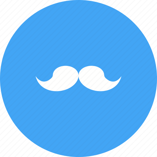 Face, fashion, hair, man, moustache, mustache, style icon - Download on Iconfinder