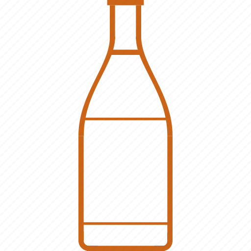 alcohol, bubbly, champagnebottle, drink, wine icon