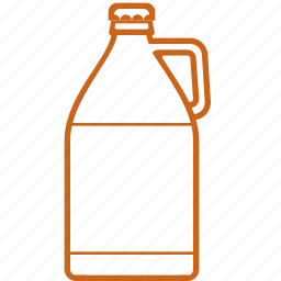 alcohol, beer, bottle, drink, growler icon