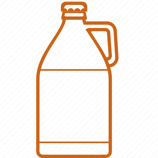 alcohol beer bottle drink growler icon