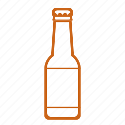 alcohol, beer, booze, bottle, drink icon