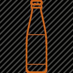 alcohol, beer, booze, bottle, drink, skinny beer bottle, skinnybeerbottle icon