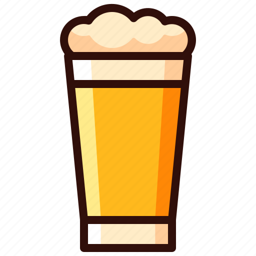 alcohol, bar, beer, drink, glass, pub icon