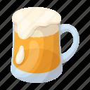 alcohol, beer, belgium, drink, glass, mug icon