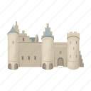 ancient, architecture, belgium, building, castle, interesting place icon