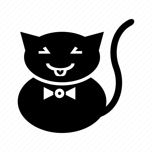 .svg, cats, emoticons, funny, smile, unique icon