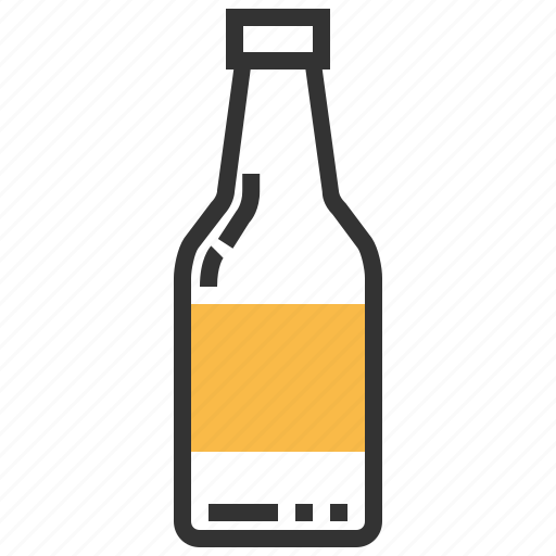 beer, beverage, bottle, drink, glass icon