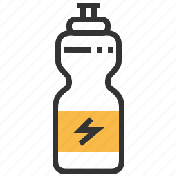 beverage, drink, energy, power icon