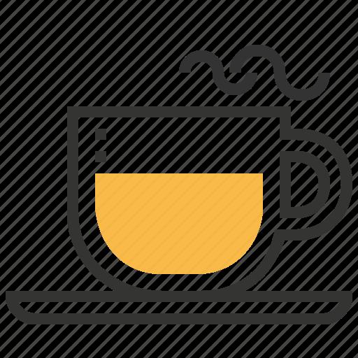 beverage, cappuccino, coffee, cup, drink, espresso, food icon