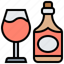 alcohol, beverage, drink, water, wine icon