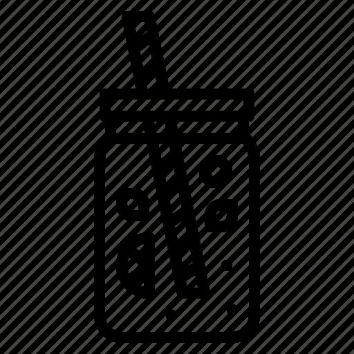 beverage, drink, juice, mix icon