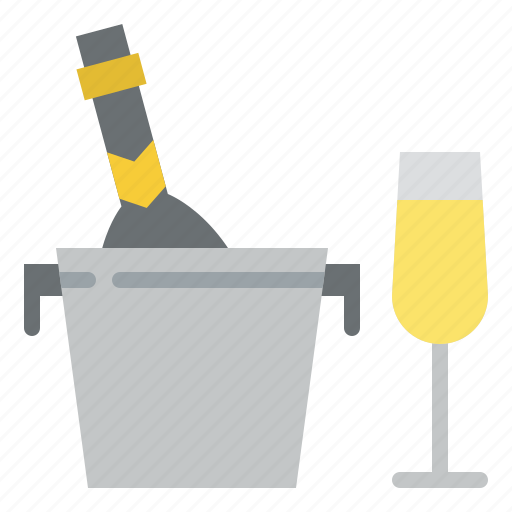 Beverage, champagne, drink, party icon - Download on Iconfinder