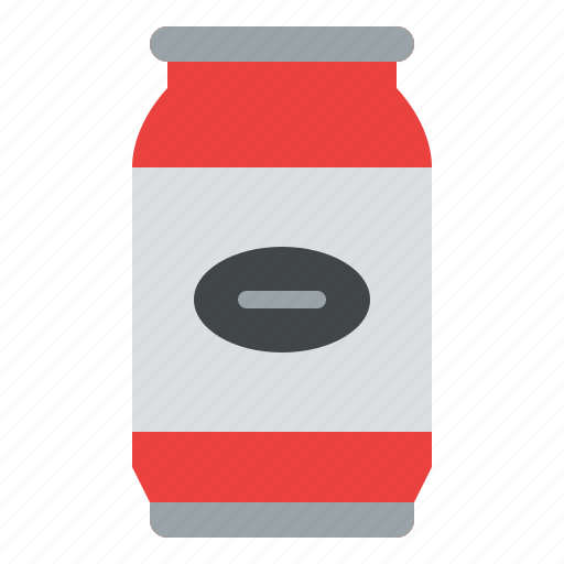 beverage, can, drink, juice icon