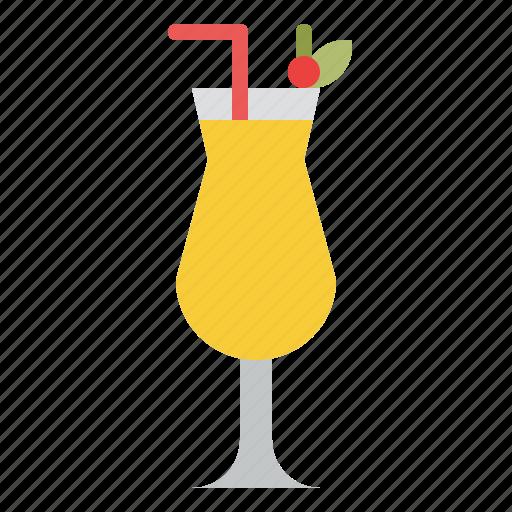 beverage, cocktail, drink, summer icon