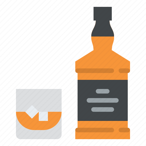 Alcohol, beverage, drink, whiskey icon - Download on Iconfinder