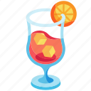 bar, beverage, cocktail, drink, glass, martini, mojito icon