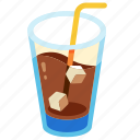 beverage, caffeine, cappucino, coffee, drink, iced, moccha icon