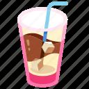 beverage, caffeine, coffee, drink, iced, latte, milk