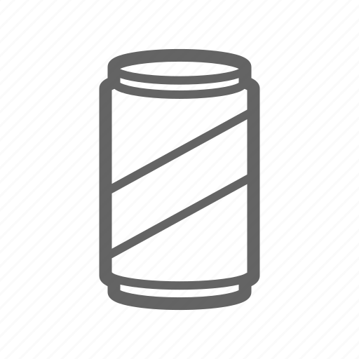 alcohol, beverage, can, drink, food, water icon