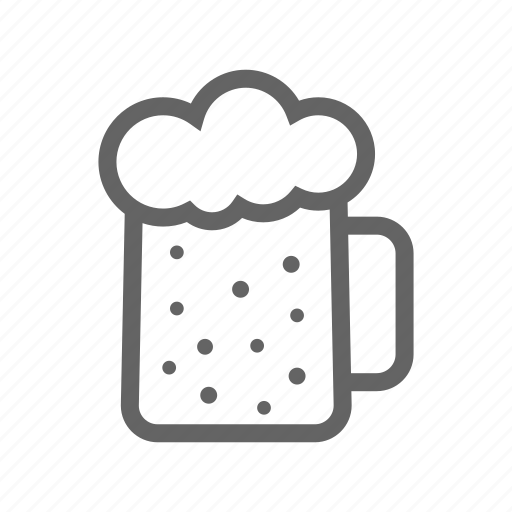 alcohol, beer, beverage, drink, food, water icon